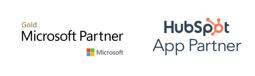 Microsoft Gold Partner | HubSpot App Partner